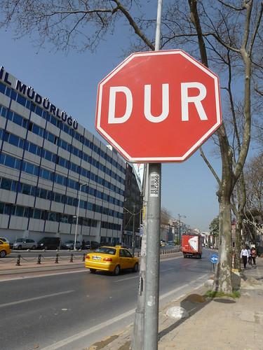 Dans la rue, Istanbul, Turquie