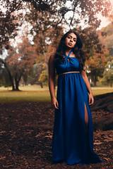 Impromptu Dawn Shoot (StevenFox(Mortalitas)) Tags: blue 50mm dawn nikon dress eerie fox magical