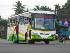 C&D Express 524 (Monkey D. Luffy ギア2(セカンド)) Tags: bus mindanao philbes philippine philippines photography photo heavy enthusiasts society isuzu