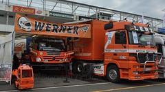 D - Truck Racing Team Germany Werner Lenz (BonsaiTruck) Tags: truck racing team germany werner lenz mb actros lkw lastwagen lastzug trucks lorry lorries camion eifel nürburgring fahrerlager truckrennen grandprix festival