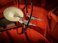 Museum of Pop Culture: Stark Trek, Sci-fi & Horror (tedcycles) Tags: green star trek spock enterprise klingon