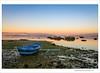 tarde de invierno en Arousa nº 5 [Explored] (Rafa Lorenzo) Tags: gamela barca boat arousa galicia vilanovadearousa ríadearousa ríasbaixas sunset solpor invierno winter