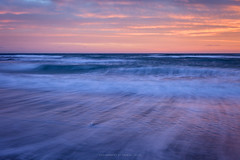 The elements (Premysl Fojtu) Tags: sea seascape landscape waves sky motion blur orkney scotland canon 5dmkii ef1740 fullframe abstract simple
