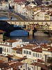 Ponte Vecchio from Piazzale Michelangelo, Florence, Tuscany, Italy, 30 December 2016 (AndrewDixon2812) Tags: florence firenze tuscany toscana italy italia ponte vecchio piazzale michelangelo bridge arno river