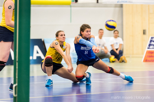 "3. Heimspiel vs. Volleyball-Team Hamburg • <a style=""font-size:0.8em;"" href=""http://www.flickr.com/photos/88608964@N07/32003257943/"" target=""_blank"">View on Flickr</a>"