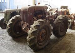 Calzolari TC 27 R4 (samestorici) Tags: trattoredepoca oldtimertraktor tractorvintage tracteurantique trattoristoriciisodiametrici oldtractor fiatcalzolari