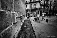 Barcelona (leo.sarno) Tags: city españa urban blancoynegro barcelona