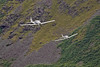 A pair of Grob G-115E Tutors, Dunmail, 13/7/16 (TheSpur8) Tags: grobg115etutort1 trainers aircraft date uk landlocked lakedistrict lowlevel military skarbinski dunmailraise 2016 anationality places transport