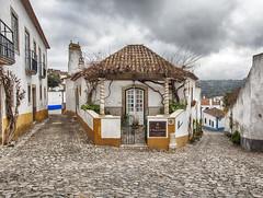 Óbidos (CarmeLlobet) Tags: óbidos portugal casa house maison