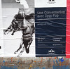 Une conversation avec Iggy Pop (Exile on Ontario St) Tags: conversation iggypop montreal affiche poster monument national iggy pop face rbmamtl monumentnational advertising advertise punk rock qa music academy musical icon carlwilson redbull redbullmusicacademy montréal rbma