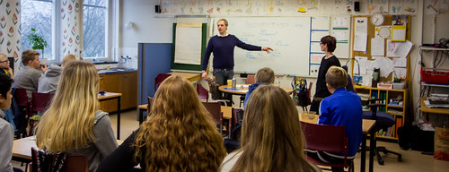 Arbetsmarknadskunskap i åk 6 på Gärsn by cwasteson, on Flickr