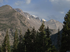 Rocky Mountain National Park (Phil Spell) Tags: olympus outdoor colorado mountain mountains nature landscape clouds tree plant forest rockymountains nationalpark rockymountainnationalpark unitedstates usa northamerica ridge mountainpeak mountainside rockformation