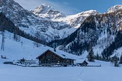 Nice hut II (luggi9) Tags: winter 2017 austria ski skitour tour hike ride snowbaord snow peak mountain alps liebeseck tauern salzburg radstädtertauern