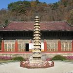 Nordkorea, Tempel