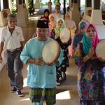 Mandi Bunga Hochzeitszeremonie im Tangjong Jara Resort, Dungun