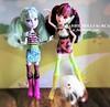 Monster high dolls wearing Mystixx girls fashion (Barbie dolls by RCA) Tags: girls wearing fashion monster high dolls mystixx
