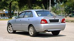 2004 Proton Waja 1.6 AT (ENH) in Ipoh, MY (18, Exterior) (Aero7MY) Tags: 2004 car sedan malaysia 16 saloon ipoh enhanced proton enh waja 16l 4door impian at 4g18