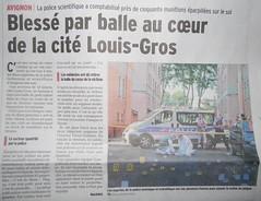 Cité Louis-Gros (Avignon_Sud) Tags: cité police avignon drogue scientifique criminel champfleury monclar criminalité quartierssud règlementdecompte louisgros
