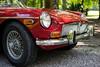 MGB (Jess of Many Trades) Tags: red classic car classiccar mg british mgb applered