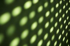 Verde (maualvarez) Tags: sol reflejo puntos agujeros vede