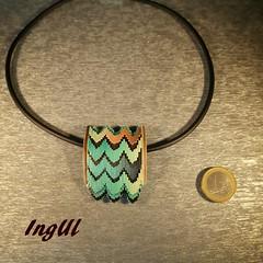 Benzon2 (Ingul-design) Tags: unique jewelry polymerclay fimo schmuck kato premo ketten unikatschmuck ingul inguldesign ingulschmuckdesign