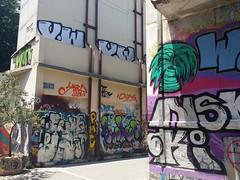 Graffiti alley at Psirri, Athens (TheVRChris) Tags: graffiti athens psiri kerameikos psirri keramikos     streetart