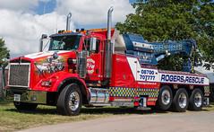 Kenworth Recovery Truck Rogers Rescue KW03RRR (ajf.350d) Tags: rescue truck rogers recovery kenworth kw03rrr