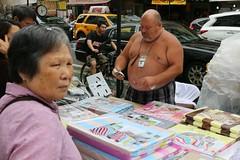 Outie (Scoboco) Tags: chinatown gothamist outie chinatownmanhattan outiebellybutton nycstreetvendor