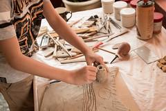 15 Styrian Summer Art Kinderkunstcamp Land Art Keramik
