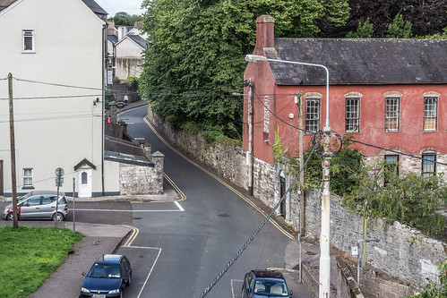 VIEWS OF THE CITY FROM THE WALLS OF ELIZABETH FORT [CORK] REF-106676