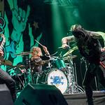 HARDCORE SUPERSTAR - Metaldays 2015, Tolmin