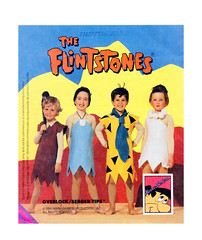 McCalls 7283 the flintstones costume halloween (FindCraftyPatterns) Tags: costumes girls halloween boys kids dance twins wilma cartoon dressup fred characters concerts easy drama making groups cavemen bettyrubble sewingpatterns barneyrubble theflintstones whilma theflintstoneschildrenshalloweencostumehanabarberafredwilmaflintstonebarneybettyrubblesize78costumes