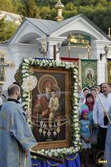 41. Solemn Seeing-off of the Svyatogorsk Icon of the Mother of God to Kiev / Торжественные проводы Святогорской иконы Божией Матери в Киев