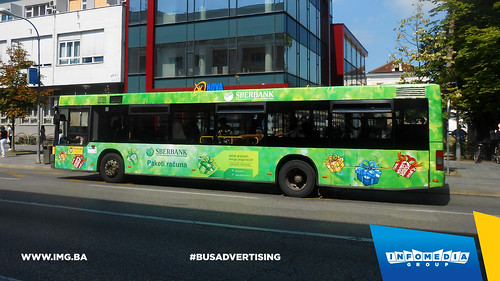 Info Media Group - Sberbank AD, BUS Outdoor Advertising, Banja Luka 07-2015 (6)