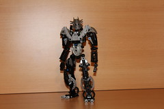 Sill (~PWLirken) Tags: sill warrior bionicle moc inhis