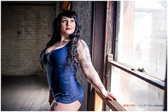 Model : Taylor (Digital-Mechanic.com) Tags: pierced beautiful tattoo model grunge leg curvy tattoos cheeks taylor pinup amputee prosthetic voluptuous
