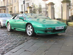 Lotus Esprit GT3 R857LFM (Andrew 2.8i) Tags: queen queens classics cars square bristol classic car meet show breakfast club lotus esprit gt3 british sports sportscar super supercar coupe all types transport