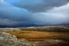 Dark clouds over the marsland of Tso Kar, India 2016 (reurinkjan) Tags: india 2016 ©janreurink himachalpradesh spiti kinaur ladakh kargil jammuandkashmir tsokar laketsokar thukje rupshuplateau marshland himalayamountains himalayamtrange himalayas landscapepicture landscape landscapescenery mountainlandscape darkcloudསྤྲིན་སྨུག་པོtrinmukpo niyar