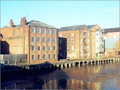 Riverside Apartments... (** Janets Photos **) Tags: uk hull citycentres museums oldbuildings architecture riversides