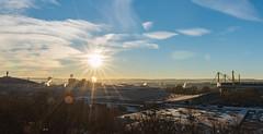 Sunrise (snej1972) Tags: bundesliga bundesligasaison fussball querformat bvb stadion tempel park aussicht wideshot weitwinkel dortmund deutschland