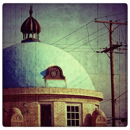 """Blue Dome • <a style=""""font-size:0.8em;"""" href=""""http://www.flickr.com/photos/150185675@N05/31664491285/"""" target=""""_blank"""">View on Flickr</a>"""
