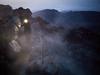 Teide summit (Ciaran C Reilly) Tags: tenerife spain canary islands teide mountain volcano volcanic gas morning dawn blue