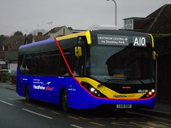 Heathrow Fast - Enviro200 MMC (ultradude973) Tags: bus route a10 del2158 lk16ddo
