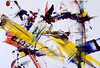 MOM_S (RobertPlojetz) Tags: plojetz robert robertplojetz print printmaking monoprint art paper acrylic abstract