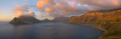 Hout Bay - Cape Town (Maurizio Fontana) Tags: africa african south southafrica capetown sea mare cloud nuvole nikon d800 tramonto sunset cielo sky clouds light landscape seascape mountain sudafrica