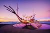 Iceland fork (3dgor 加農炮) Tags: iceland fork landscape sunset europe fujifilm twilight