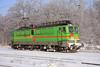 142 133 (WAB 58) (Zugbild) Tags: bahn zug train eisenbahn dr holzroller e42 br242 br142 wab leipzig gaschwitz sachsen elok lew railroad