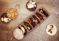 DSC_0100 (100) (La Marquise de Jade) Tags: chocolat chocolate mandiant noisette amande amond noixdecoco gourmandise chocolatrie douceur cuisine sucre sucré food nourriture pâtisserie
