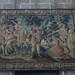 Tapisserie de David et Goliath, cathédrale St  Just et St Pasteur (XIVe siècle), Narbonne, Aude, Languedoc, Occitanie, France.