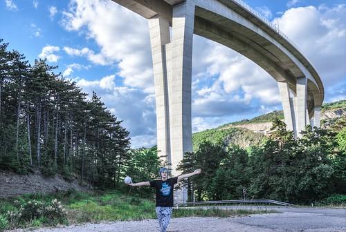 Viaduct - Črni Kal